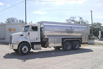 Bulk Fuel Delivery